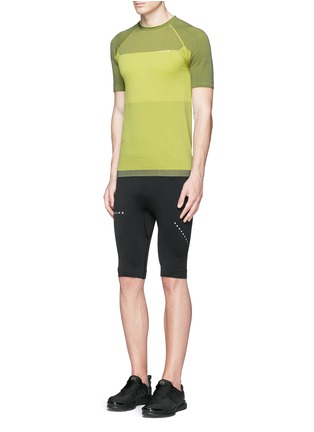 Figure View - Click To Enlarge - Falke Sports - 'Comfort' running short tights