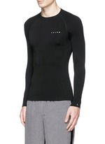 'Athletic' long sleeve running shirt