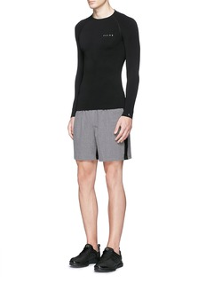 Falke Sports 'Athletic' long sleeve running shirt