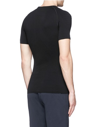 Back View - Click To Enlarge - Falke Sports - 'Athletic' short sleeve running shirt