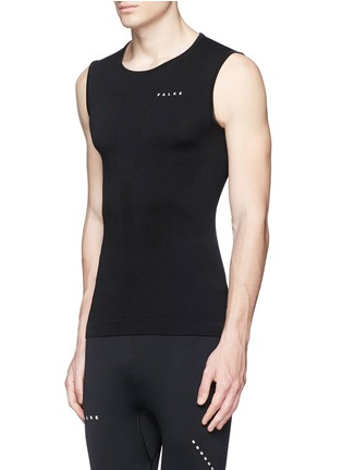 Front View - Click To Enlarge - Falke Sports - 'Athletic' running tank top