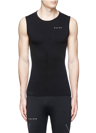 Main View - Click To Enlarge - Falke Sports - 'Athletic' running tank top