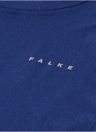 Detail View - Click To Enlarge - Falke Sports - 'Competition' long sleeve running shirt
