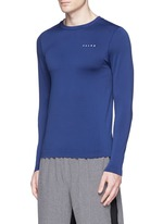 'Competition' long sleeve running shirt