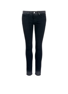 VICTORIA, VICTORIA BECKHAM 'Ankle Slim' dipped fade hem jeans