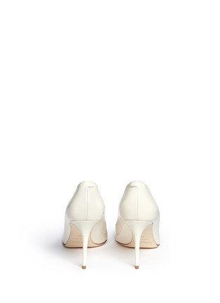 Back View - Click To Enlarge - Jimmy Choo - 'Esme' patent leather pumps