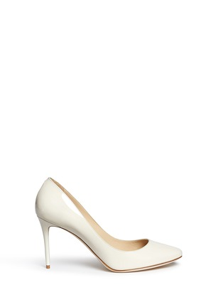 Main View - Click To Enlarge - Jimmy Choo - 'Esme' patent leather pumps