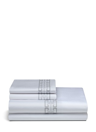 Frette - Labyrinth Ricamo king size duvet set
