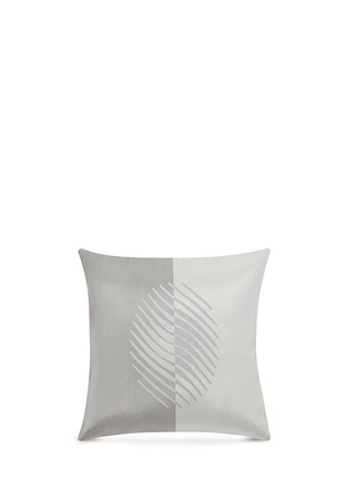 Main View - Click To Enlarge - Frette - Luxury Fern cushion