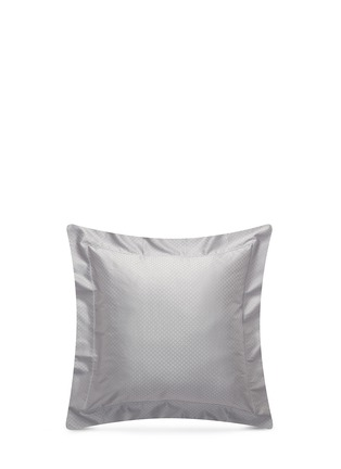 Main View - Click To Enlarge - Frette - Illusione Euro size sham