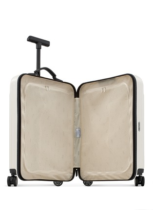 Detail View - Click To Enlarge - RIMOWA - Salsa Air Ultralight Cabin Multiwheel® IATA (Carrara White, 34-litre)