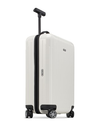 - RIMOWA - Salsa Air Ultralight Cabin Multiwheel® IATA (Carrara White, 34-litre)