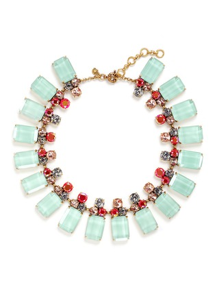 Main View - Click To Enlarge - J.CREW - Frosted lucite necklace