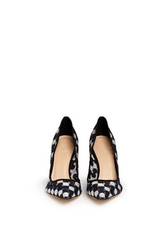 J.CREW Collection Elsie circle lace pumps
