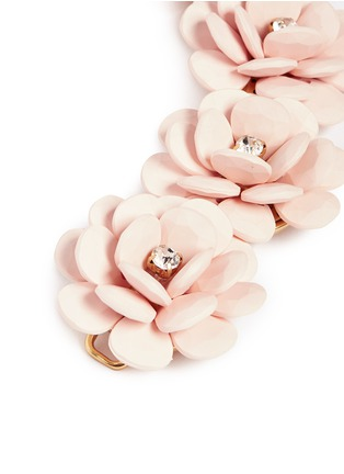 Detail View - Click To Enlarge - J.CREW - Beaded rose bracelet