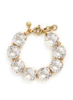 Classic crystal bracelet