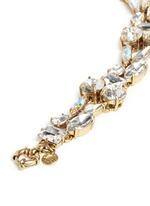Mixed crystal bracelet