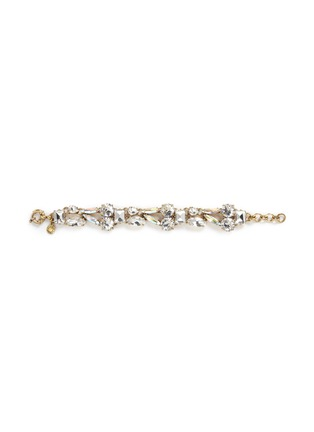 Main View - Click To Enlarge - J.CREW - Mixed crystal bracelet