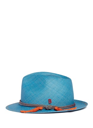 Figure View - Click To Enlarge - My Bob - 24 Hours' tassel cordon Panama hat