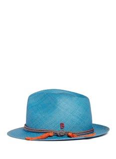 MY BOB24 Hours' tassel cordon Panama hat