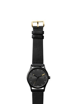 Detail View - Click To Enlarge - TRIWA - 'Sort of Black' watch