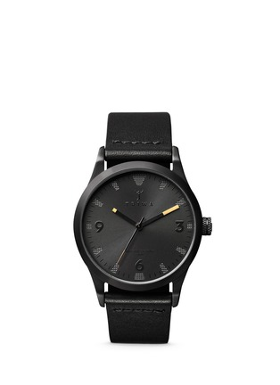 Main View - Click To Enlarge - TRIWA - 'Sort of Black' watch