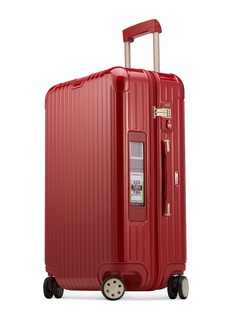 RIMOWA Salsa Deluxe Multiwheel® with electronic tag (Oriental Red, 63-litre)