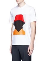 EKTA print cotton T-shirt