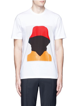 Main View - Click To Enlarge - Marni - EKTA print cotton T-shirt