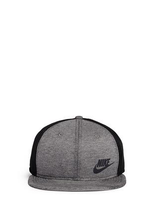 Nike-'Tech Pack True' mesh jersey baseball cap