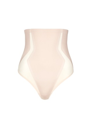 Main View - Click To Enlarge - Spanx By Sara Blakely - 'Haute Contour' high waist thong