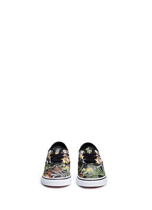 Figure View - Click To Enlarge - Vans - x Disney 'Authentic' The Jungle Book print canvas toddler sneakers