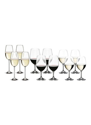 Main View - Click To Enlarge - Riedel - Ouverture + gift wine and champagne glass set