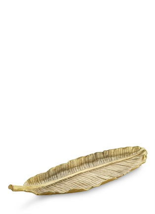 Main View - Click To Enlarge - Michael Aram - 'New Leaves' Large Banana Leaf Platter