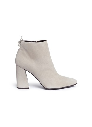 Main View - Click To Enlarge - Stuart Weitzman - 'Grandiose' suede ankle boots