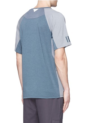 Adidas By White Mountaineering - Patchwork T-shirt
