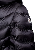 'Akylina' padded down cape jacket