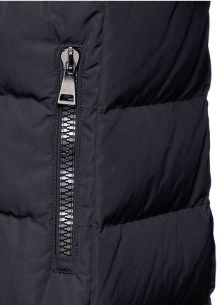 Detail View - Click To Enlarge - Moncler - 'Petrea' padded down jacket