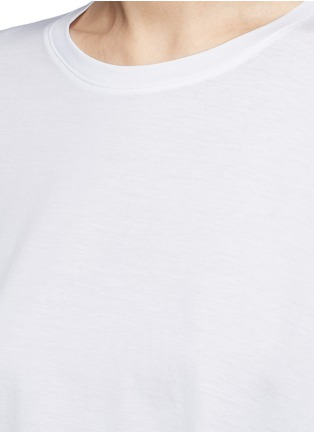 Detail View - Click To Enlarge - Acne Studios - 'Denya' cotton sweatshirt
