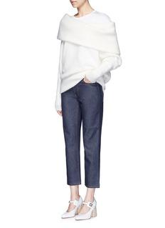 ACNE STUDIOS'Denya' cotton sweatshirt