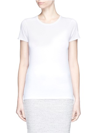Main View - Click To Enlarge - rag & bone/JEAN - 'Base' crew neck T-shirt