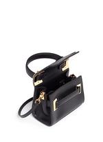 'My Rockstud' mini top handle leather bag
