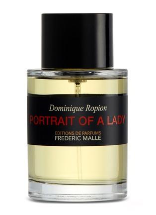 Main View - Click To Enlarge - Frédéric Malle - Portrait of a Lady Eau de Parfum 100ml