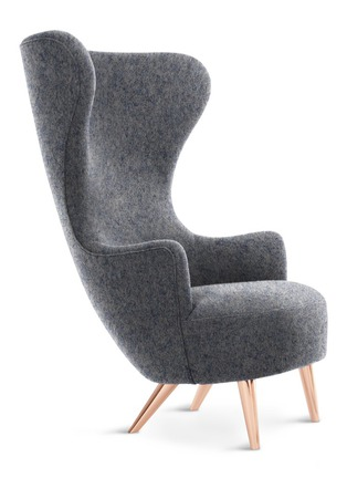 Main View - Click To Enlarge - Tom Dixon - Wingback chair
