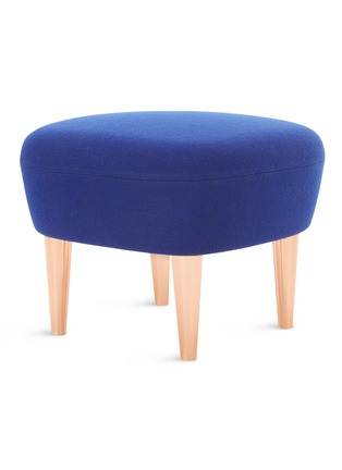 Main View - Click To Enlarge - Tom Dixon - Wingback ottoman