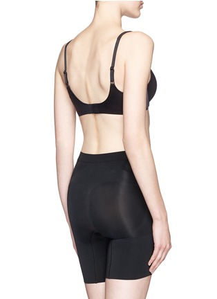 Back View - Click To Enlarge - Spanx By Sara Blakely - 'OnCore' mid-thigh shorts