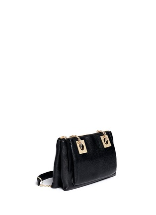 replica chloe bags uk - SEE BY CHLO�� - 'Hailey' grainy leather chain shoulder bag - on ...