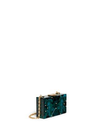Figure View - Click To Enlarge - RAFÉ - 'Alicia' acetate box clutch