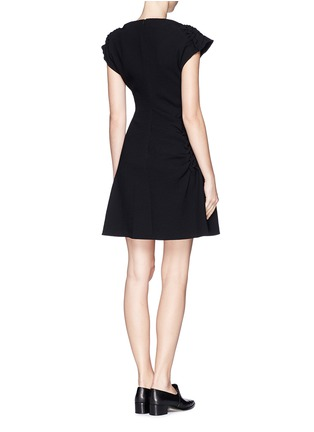 背面 - 点击放大 - 3.1 PHILLIP LIM - Smock panel matelasse dress