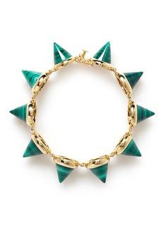 EDDIE BORGOMalachite cone bracelet